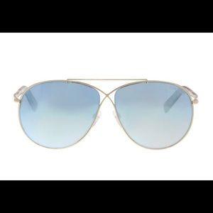 Tom Ford Eva Aviator Sunglasses New